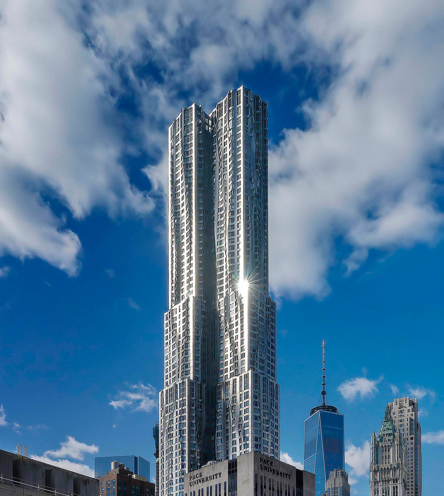 <h4>Frank Gehry<h4/>