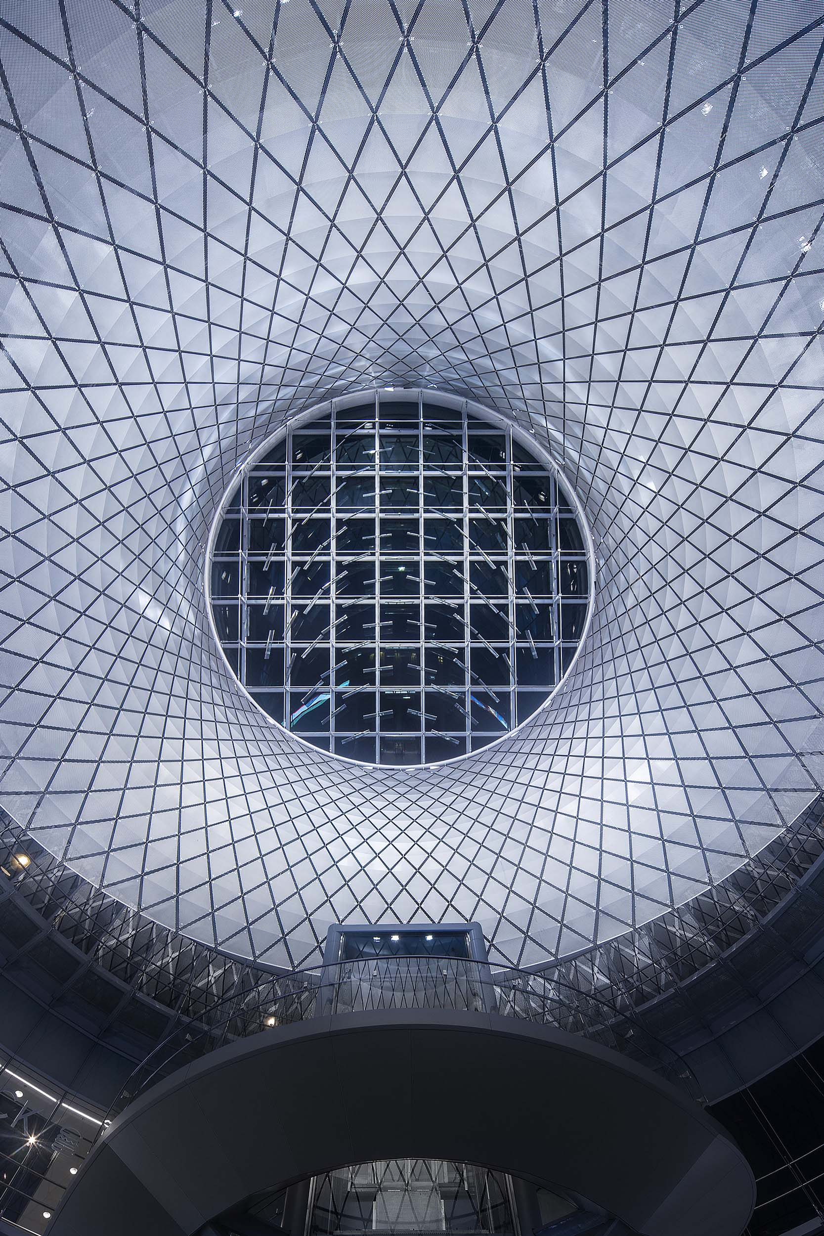 Architecture Photography Fulton Center