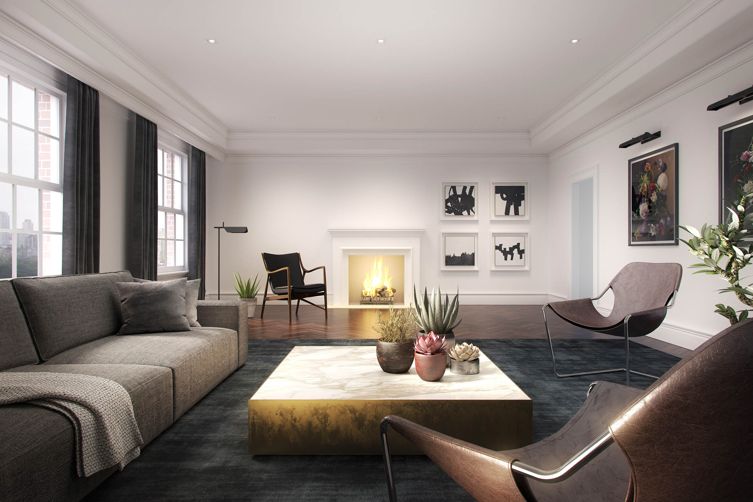 Renderings for Real Estate New York