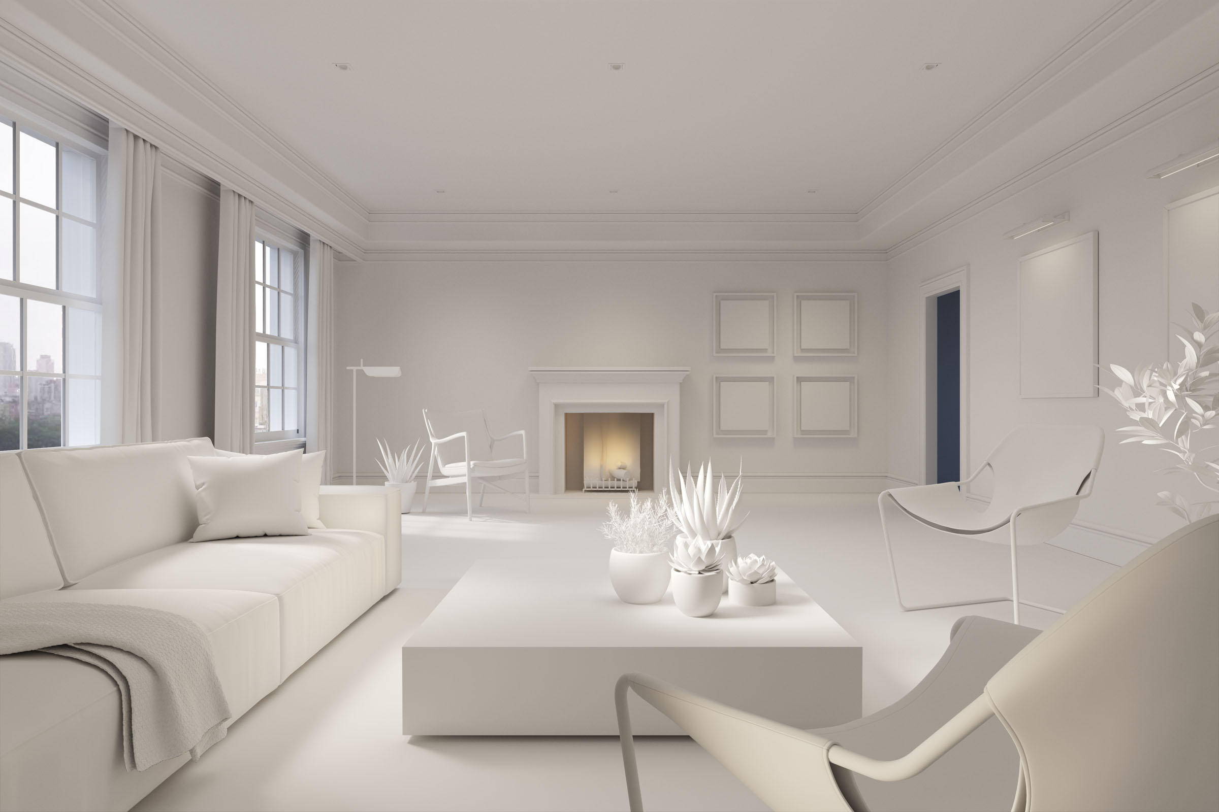 Clay Rendering real estate new york