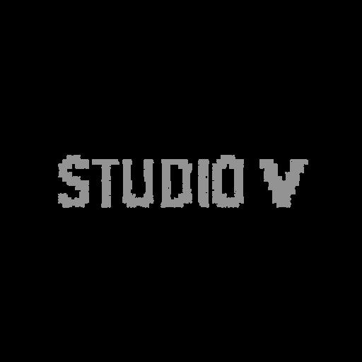 studio v logo