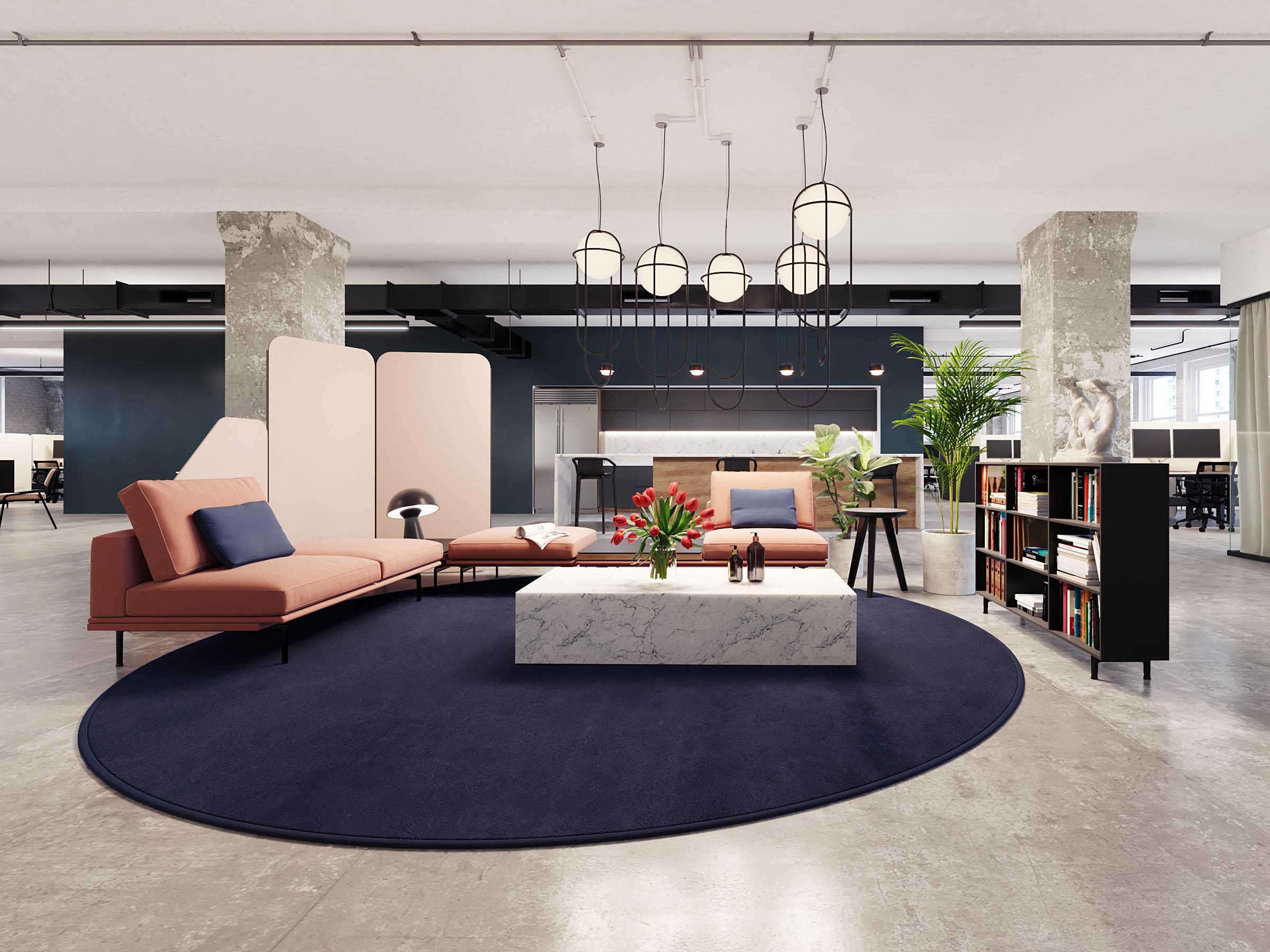 covid office design